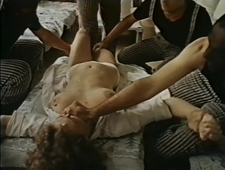 Still from the late Soviet film Day of Love (1990) – taboos are bursting