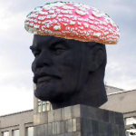 Lenin was a mushroom: Kuryokhin's TV mystification