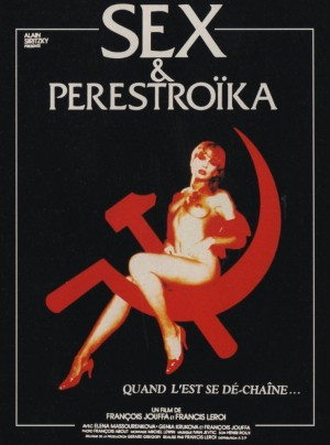 Poster for Sex et perestroika (1990)