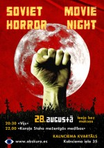 OBSKURA FILM EVENT: Soviet Horror Movie Night, August 28, Riga
