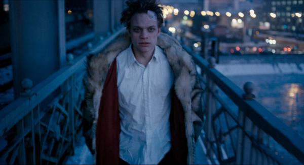 Still from Winter Journey (2013), Sergei Taramaev, Liubov Orlova