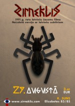 OBSKURA FILM EVENT: Screening of rare and unpublished Latvian horror film <i>The Spider</i>