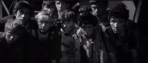 Juvenile deliquents in Respublika SHKID